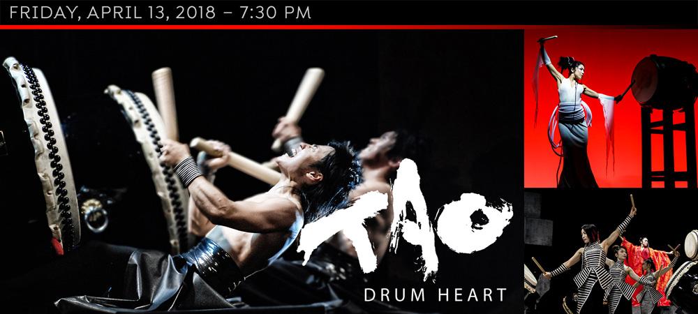 TAO-Drum Heart