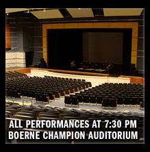 Boerne Champion Auditorium