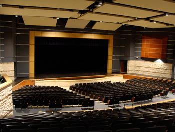 Boerne ISD Auditorium