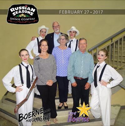 Russian Seasons Dance Company