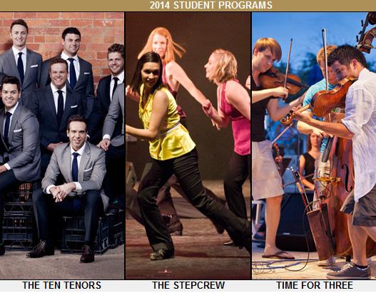2014-2015 Student Programs