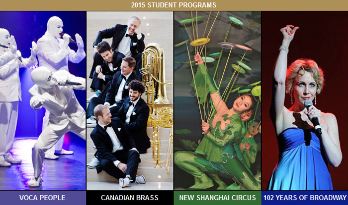 2015 Student Programs