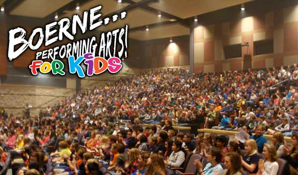 Boerne Performing Arts for KIDS