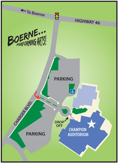 Contact Us Boerne Performing Arts