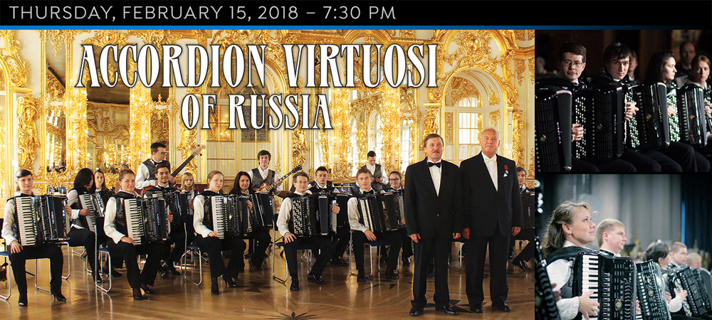 Accordion Virtuosi of Russia