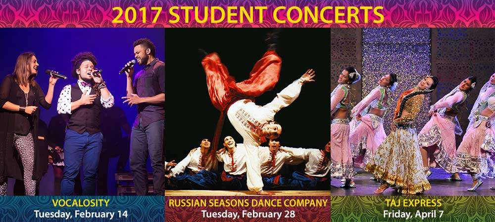 2017 Student Concerts
