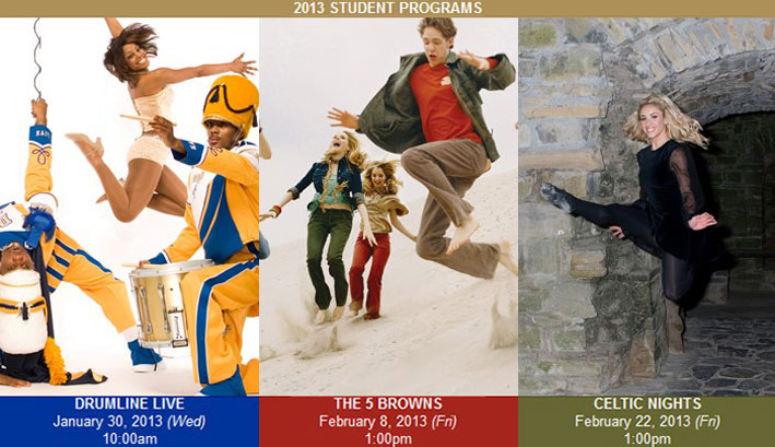 2013 Student Programs