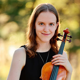 Victoria Klaunig, 2017 Scholarship Winner