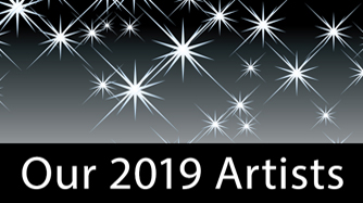 Our 2019 Artists