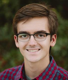 Zachary Bell, 2018 Scholarship Winner