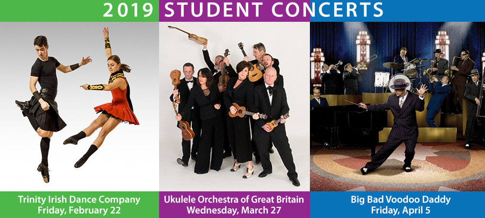 2019 Student Concerts - Boerne Performing Arts