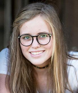 Eleanor Galbreath, 2019 Scholarship Winner