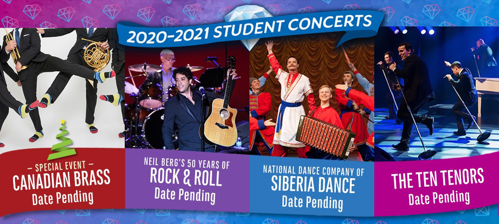 For Kids 2020-2021 Student Concerts