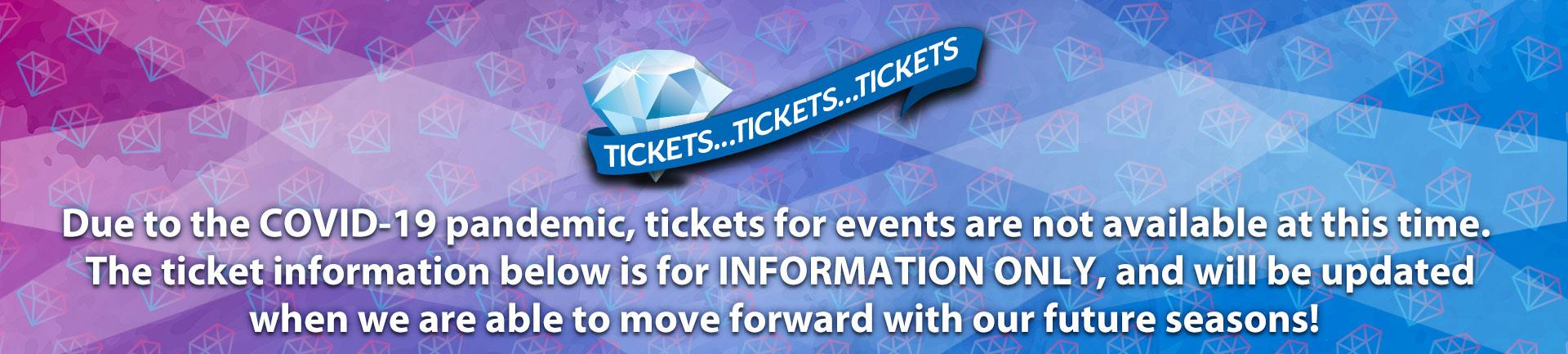 Boerne Performing Arts Tickets